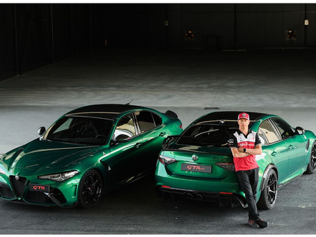 Alfa Romeo Racing ORLEN-Pilot Kimi Räikkönen zieht sich Ende 2021 aus der F1 zurück