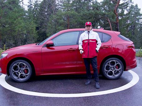 Kimi Räikkönen wählt den Stelvio für sein Leben abseits der Rennstrecke