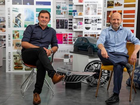 Jean-Pierre Ploué, Stellantis Chief Design Officer* wird das Design von LANCIA leiten
