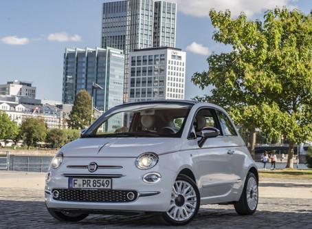 Fiat 500 Dolcevita jetzt auch mit besonders effizientem Hybrid-Antrieb