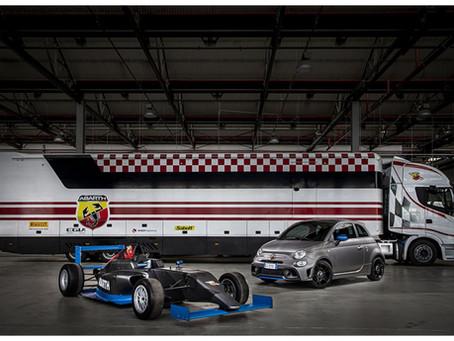 Von der Formel 4 auf die Straße: der neue Abarth F595, 165 PS pures Adrenalin