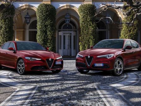 Giulia und Stelvio '6C Villa d'Este': eine Hommage an den Inbegriff der Eleganz