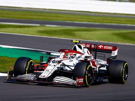 2021 FIA Formula One British Grand Prix - Rennen - Sonntag