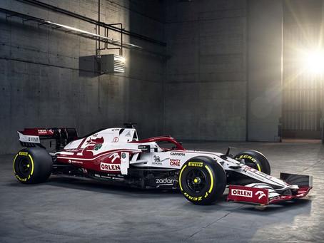 Alfa Romeo Racing ORLEN enthüllt den neuen C 41