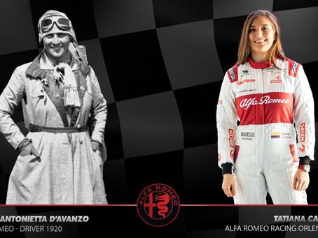 Alfa Romeos Hommage an seine weiblichen Rennfahrer