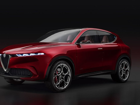 Alfa Romeo Tonale gewinnt die Publikumswahl bei den What Car? Car of the Year Awards 2021