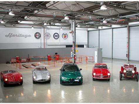 """Alfa Romeo regiert beim 39. historischen Lauf der """"1000 Miglia"""""""