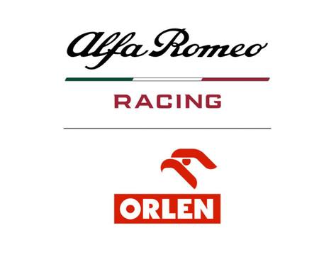 Enthüllung des Alfa Romeo Racing ORLEN C41