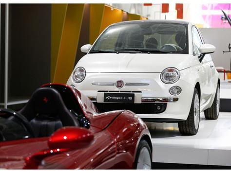 Der legendäre Fiat 500, der Star des neuen ADI Design Museums