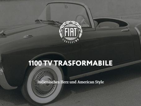 1100 TV TRASFORMABILE - Italienisches Herz und American Style