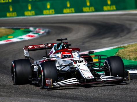 2021 FIA Formel Eins Großer Preis von Italien - Rennen - Sonntag