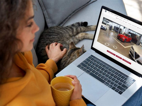 Autobesichtigung im virtuellen Showroom - Alfa Romeo