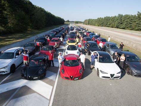 Leidenschaft trifft Kontrolle: Das Alfa Romeo Fahrsicherheitstraining