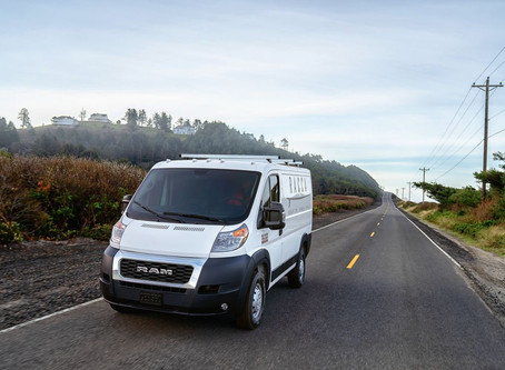 Fiat Chrysler Automobiles und Waymo entwickeln Technologie für autonom fahrende Transporter
