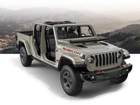 Jeep Gladiator für die Schweiz angekündigt