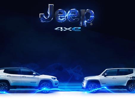 Jeep Hybrid 4xe