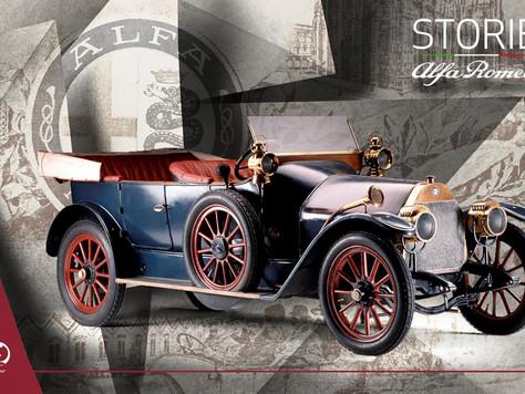 1. Folge «Storie Alfa Romeo»