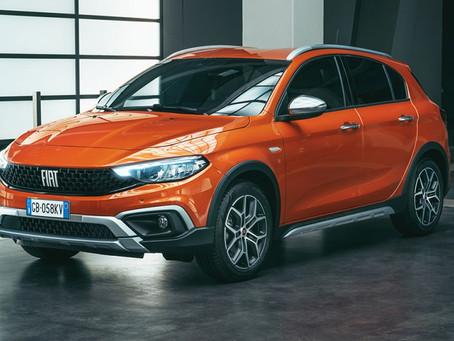 Neuer Tipo und neuer Tipo Cross: neue Motoren, neues Designs, neue Versionen und neue Technologie
