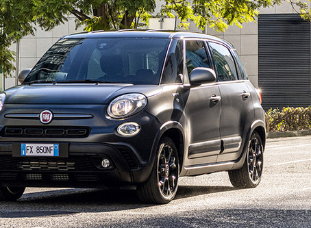 Fiat 500L and 500X