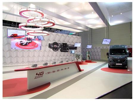 Fiat Professional auf dem Caravan Salon Düsseldorf: 40 Jahre Ducato an der Spitze