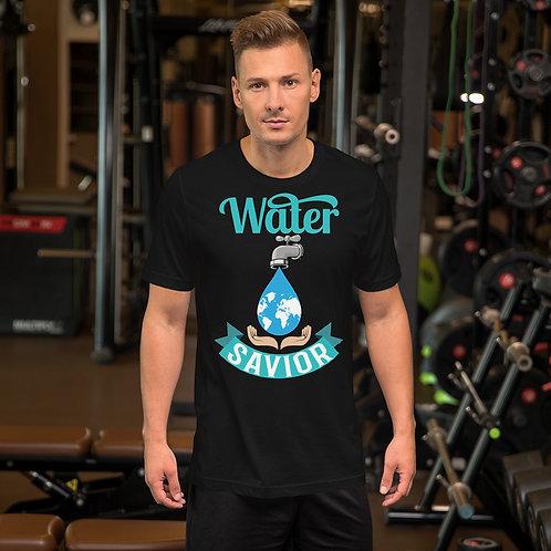 Water Savior T-Shirt for Women and Men