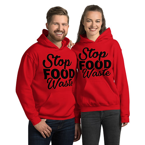 Stop food waste Hoodie for Women and Men - Stop food waste collection