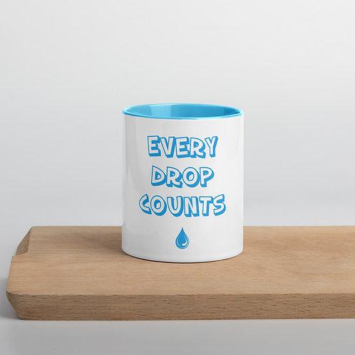 Every Drop Matter Mug