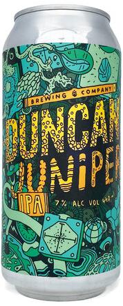 Duncan's JUNIPER IPA 7% 24 x 440ml CANS
