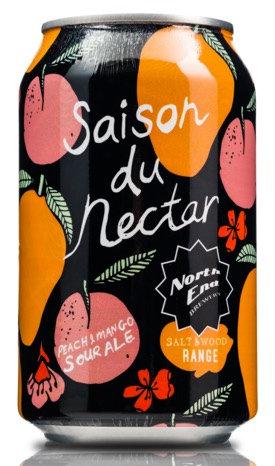 NORTH END Saison du Nectar 4.5% 24 x 330ml CANS