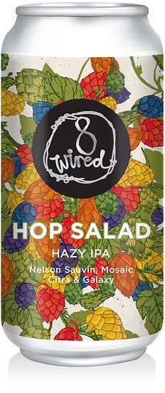 8 Wired HOP SALAD Hazy IPA 6.0% 24 x 440ml CANS