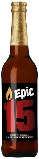 Epic 15 Anniversary American Barley Wine 10.2000% 12 x 500ml