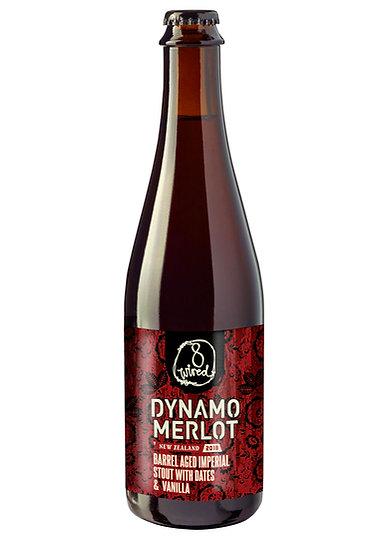 "8 Wired ""Dynamo"" Merlot Barrel aged Imperial stout 11.0% 12 x 500ml"