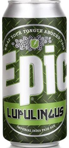 Epic LUPULINGUS IIPA  9% 24 x 440ml CANS