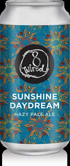 8 Wired Sunshine Daydream Hazy Pale 5.2% 24 x 440ml CANS