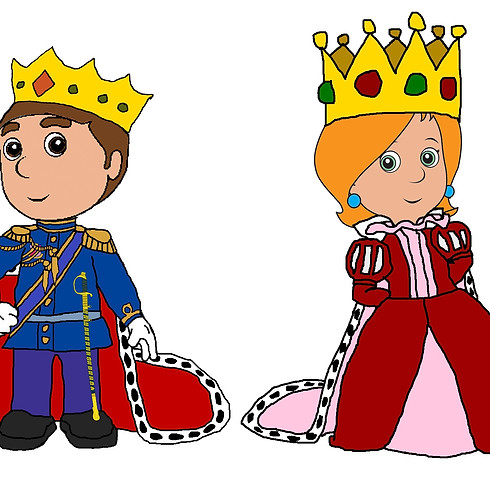 King and Queen Dance