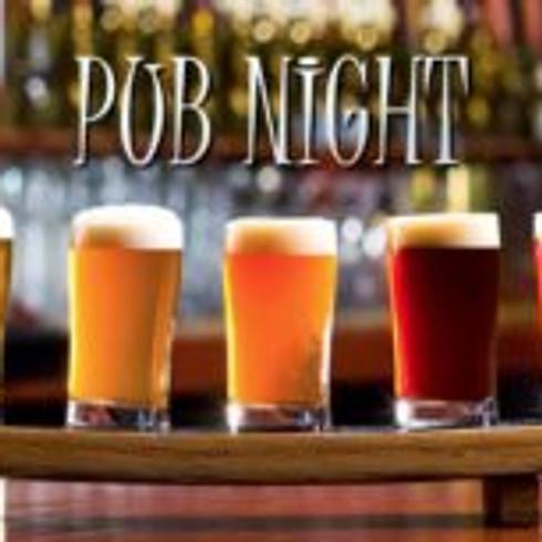 Pub Night 2021 (pool, darts, ping pong & more)