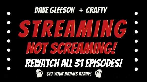 #StreamingNotScreaming