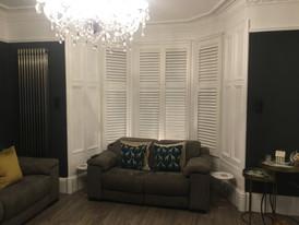 Interior Decoration - Bay Window