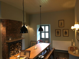Interior Decoration at The Byre
