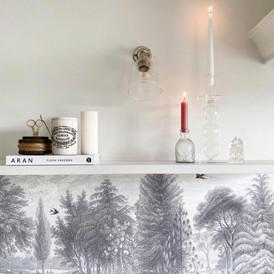 Kitchen Feature Wallpaper