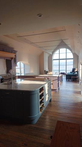 Interior & Kitchen Unit Painting