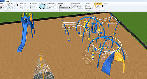 chesterfield playground equipment design