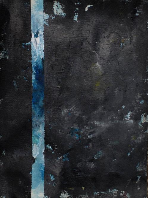 "Untitled #15 (100 Series) (9x12"")"