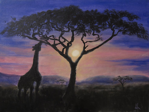 South African Silhouettes (various sizes)