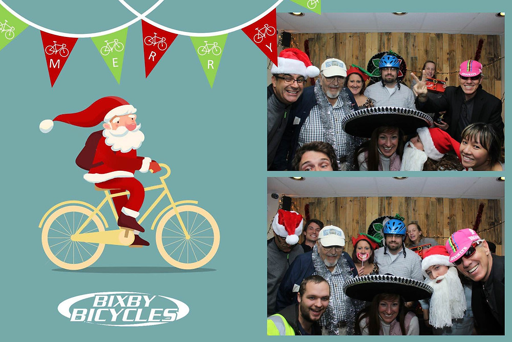 Bixby Bicycles Christmas Party