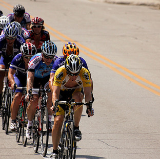 Race for Bixby Bicyles
