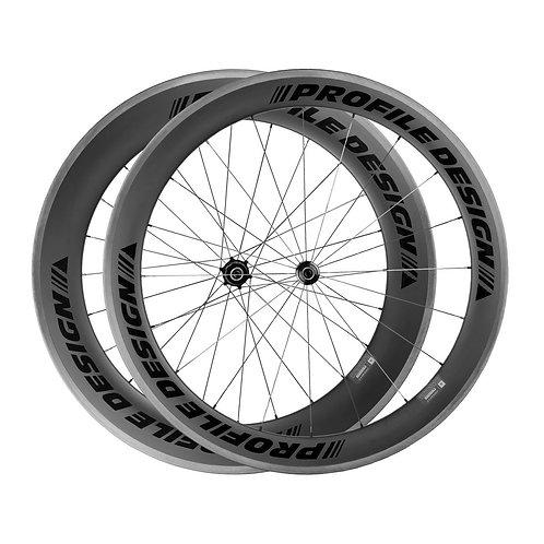 Profile Design 58/78 ii Clincher Wheelset