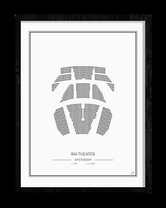 Rai Theater - AMSTERDAM