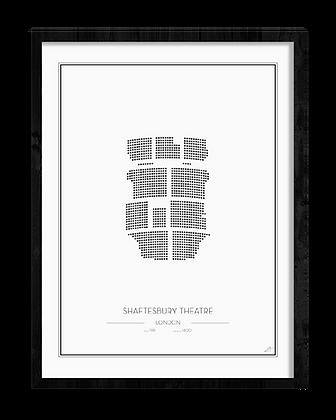 Shaftesbury Theatre LONDON
