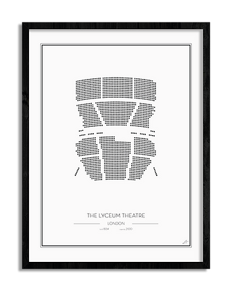 The Lyceum Theatre - LONDON